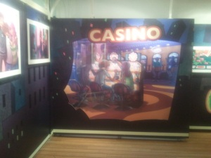 Casino Inside the ship