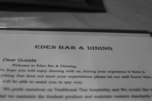 Eden Bar & Dining