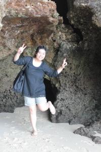 Near Pra Nang Cave