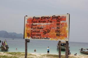 Poda Beach Bar