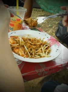 Susan's Seafood Pad Thai